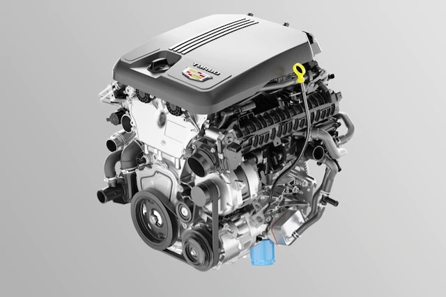 2.0L TURBOCHARGED 4-CYLINDER